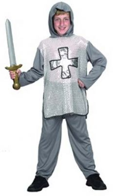 Boys Crusader Costume